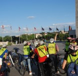 Paseo en bicicleta por los monumentos del National Mall