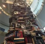 Teatro Ford, Torre de libros escritos sobre Abraham Lincoln